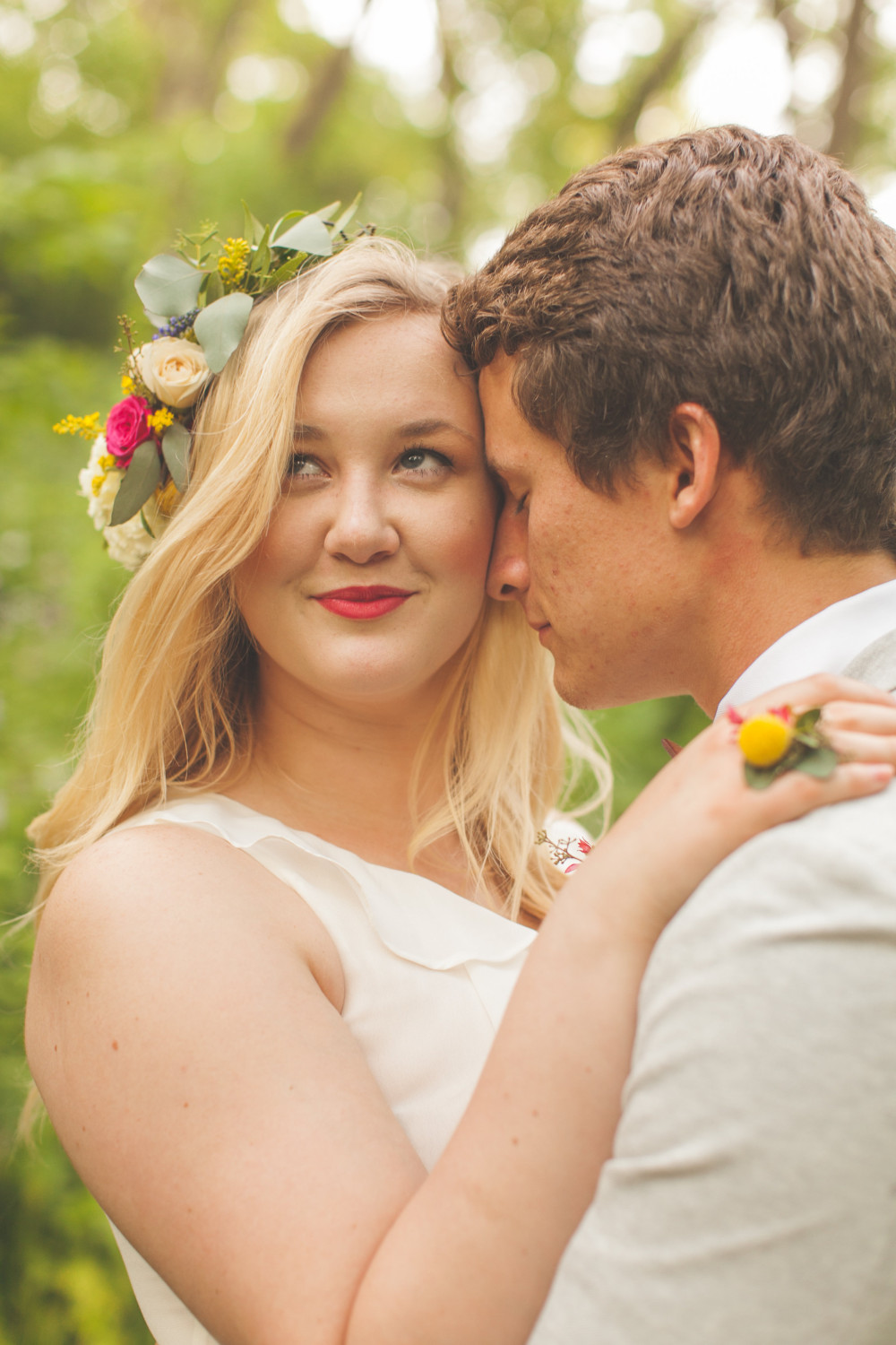 Styled Shoot floral accessories