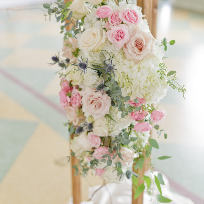 diy-arch-with-pink-and-white-flowers-st-charles-floral-designer